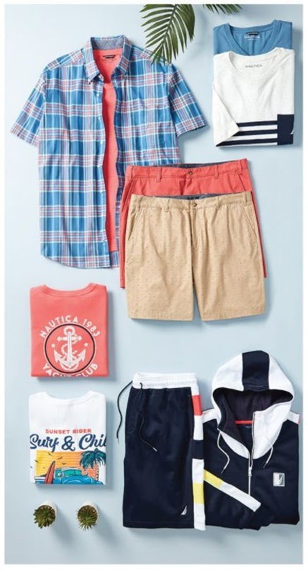 Check Out What's New from Nautica from Dxl Mens Apparel
