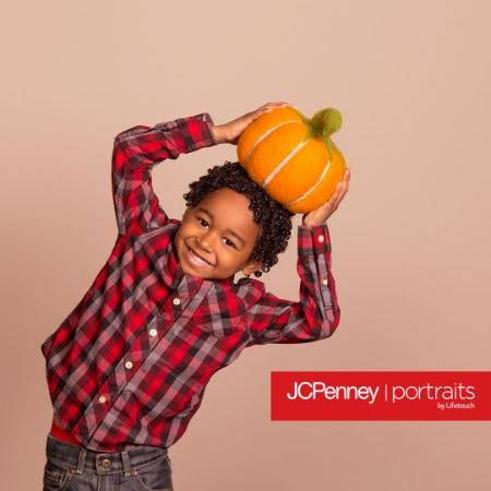 Harvest Photography Theme from JCPenney Portraits