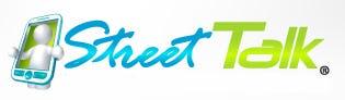 Street Talk                              Logo
