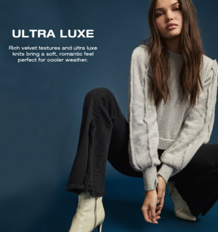 The Ultra Luxe from 7 for All Mankind