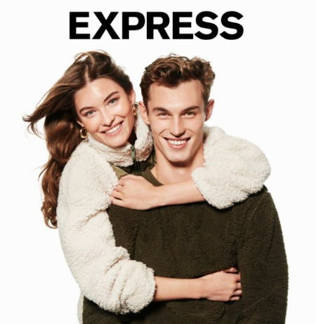 30-50% Off Everything + Exclusive Doorbusters from Express