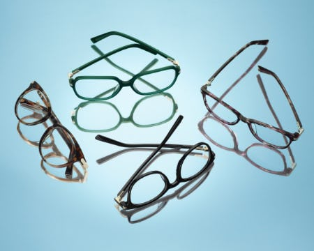 The Metal Edit from Warby Parker