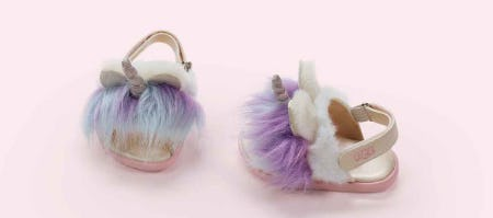 Baby Rainbow Unicorn Sandal from Ugg