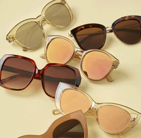 Fresh New Sunnies Now In from Everything But Water