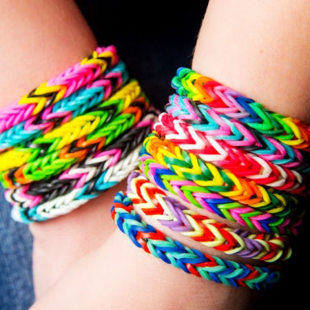 Rainbow Loom Bracelets to Benefit Children's Wishes