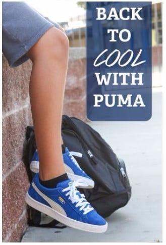 New Puma Arrivals