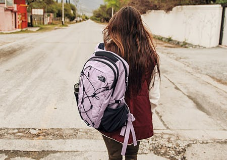 Our Women's Backpacks from The North Face
