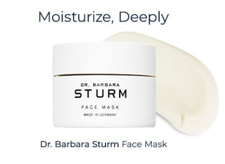 Dr. Barbara Sturm Face Mask from Bluemercury