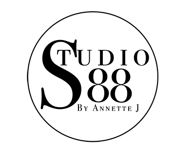 Studio 88 By Annette J Logo