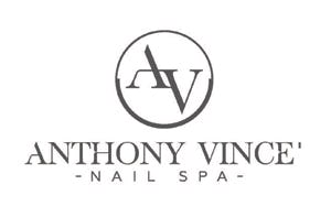 Anthony Vince' Nail Spa Logo