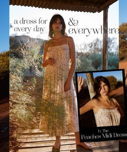 A Dress for Every Day & Everywhere from Free People