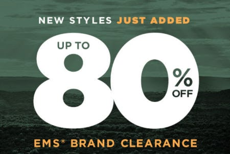 Up to 80% Off EMS Brand Clearance from Dxl Mens Apparel
