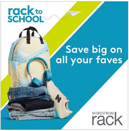 Rack to School