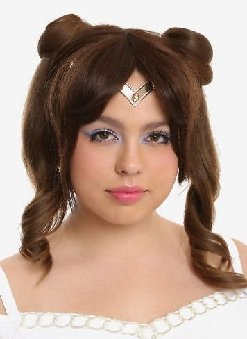 Sailor Moon Gold Tiara