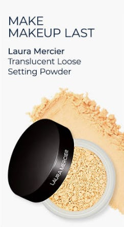 Laura Mercier Translucent Loose Setting Powder from Bluemercury