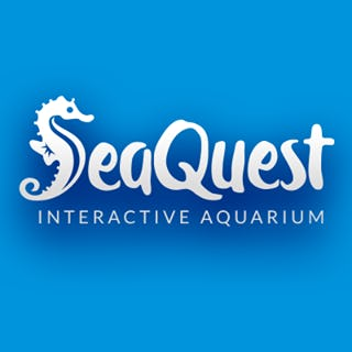 SeaQuest Interactive Aquarium Logo