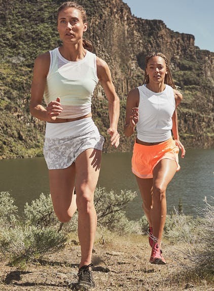 Our Run Shorts from Athleta