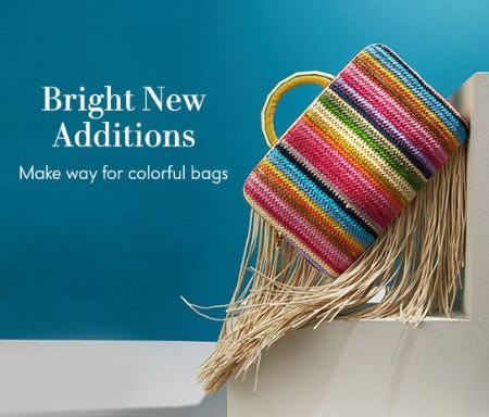 Bright New Additions from Neiman Marcus