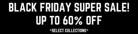 Black Friday Super Sale from Just Sports