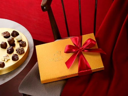 Black Friday Weekend! from Godiva Chocolatier