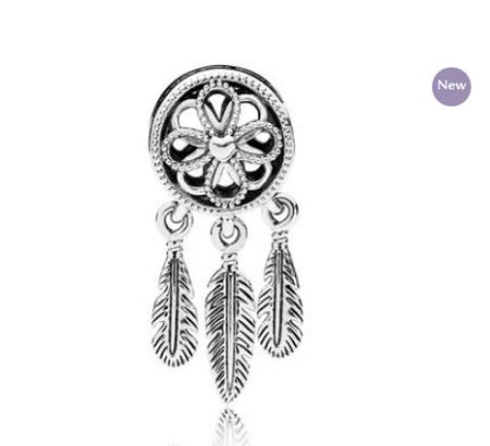 Spiritual Dream Catcher Dangle Charm from PANDORA