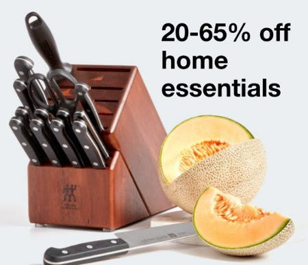 20-65% Off Home Essentials from Macy's Men's & Home & Childrens
