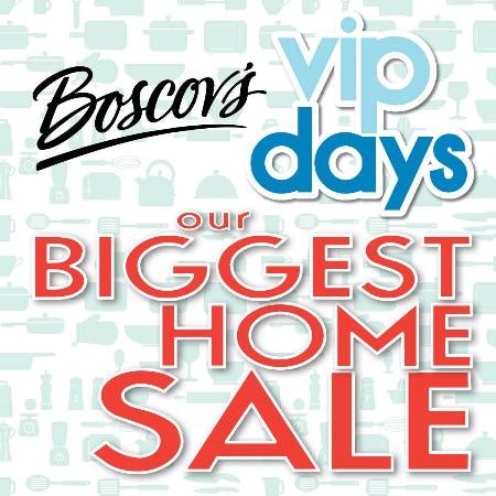Boscov's VIP Days