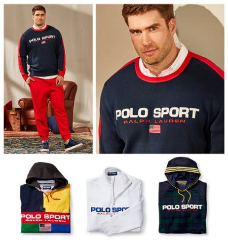 The New Polo Sport Collection