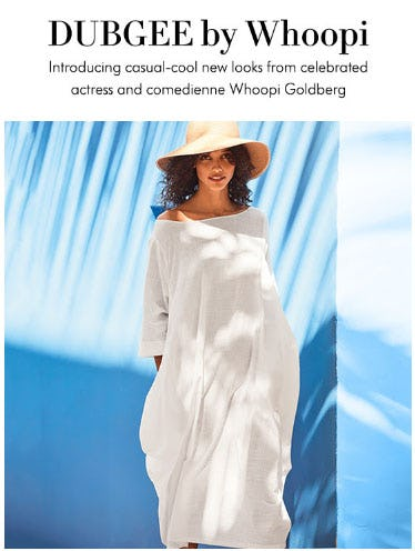 Whoopi Goldberg's New Line is Here from Neiman Marcus