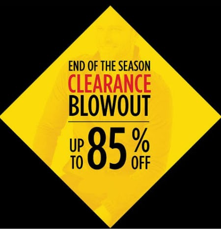 Up to 85% Off Clearance Blowout
