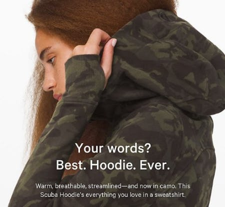 Best Hoodie Ever from lululemon