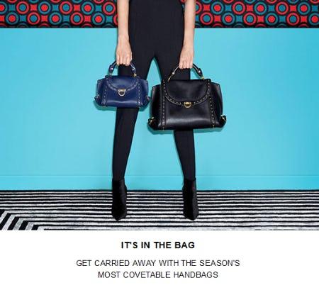 Discover Our Handbags