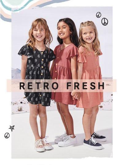 Retro Fresh