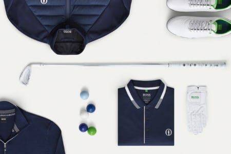 Dress Like a Pro from BOSS Hugo Boss