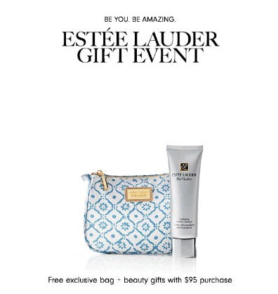 Estee Lauder Gift Event from Neiman Marcus