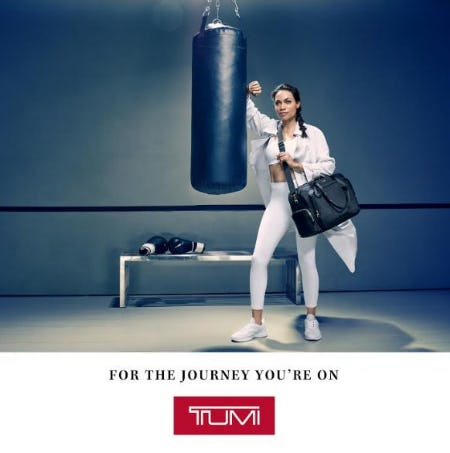 For The Journey You're On from TUMI