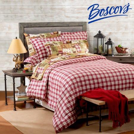 Boscov's Holiday Home Sale from Boscov's