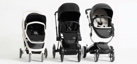 The Sleek Strollers from Pottery Barn Kids