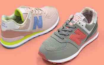 new balance from Journeys Kidz