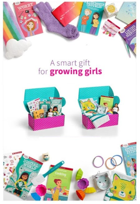 Introducing Smart Girl's Guide™ Kits from American Girl