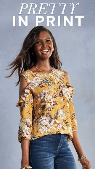 Floral Favorites from Dress Barn, Misses And Woman