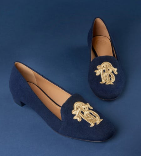 The Smoking Slipper from Tory Burch