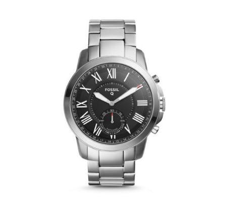 Hybrid Smartwatch - Q Grant Stainless Steel