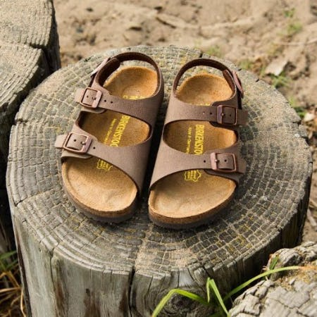Youth Birkenstock Arizona Sandal from Journeys Kidz