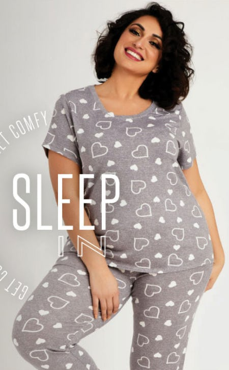 Just Arrived: New Designer Sleepwear