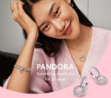 The Pandora Jewelry Signature Collection from Ben Bridge Jeweler