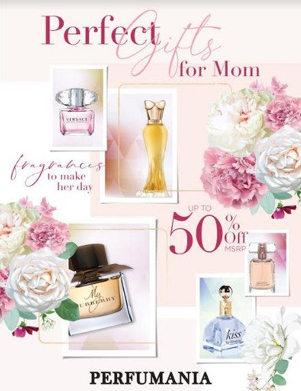 Perfect Gifts for Every Mom from Perfumania