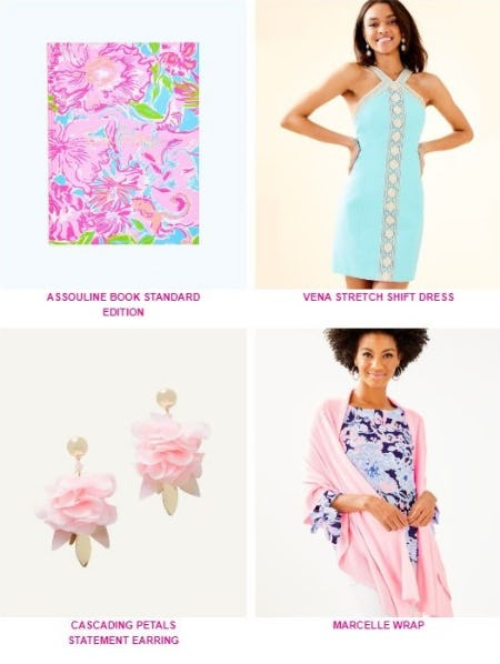Explore Our Newest Arrivals from Lilly Pulitzer