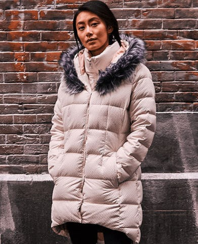 Mountain Warmth For Urban Cold from The North Face