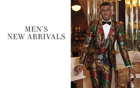 Men's New Arrivals from Neiman Marcus